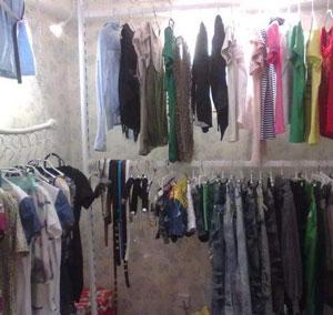 装修服装店面优价转,服装百货,湖南省 长沙市,中国实体转让网